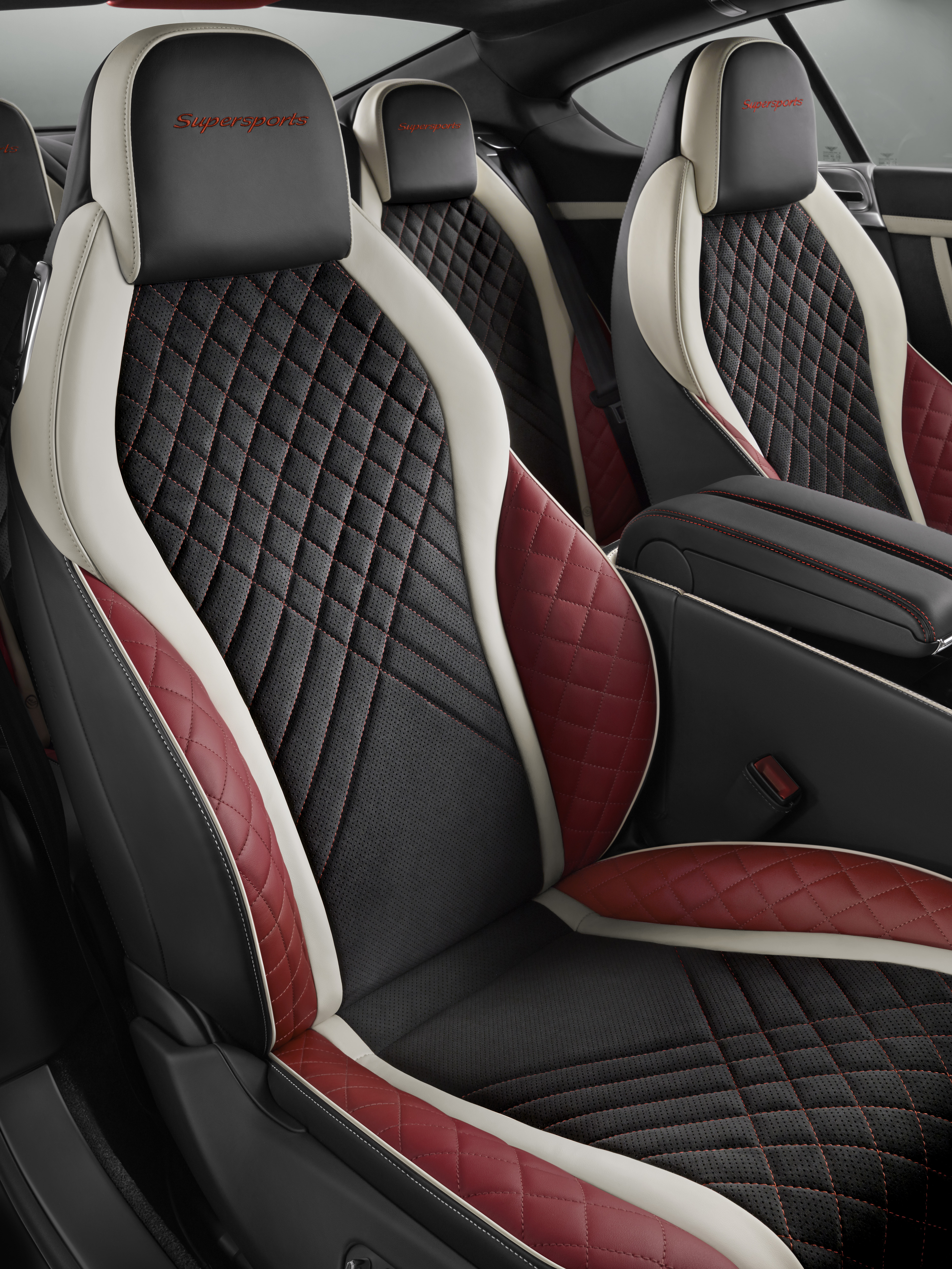 Supersports Seat