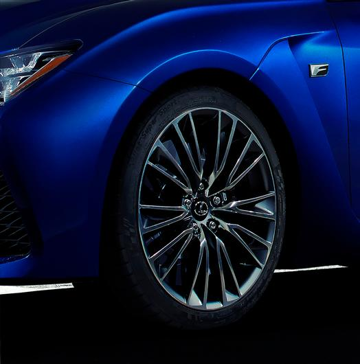Lexus RC F Coupe to be unveiled at the 2014 North American International Auto Show in Detroit