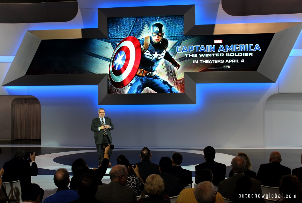 Chevrolet-shows-preview-of-Marvel's Captain America: The Winter Soldier, in theaters this April. Photo-by-India-Walker