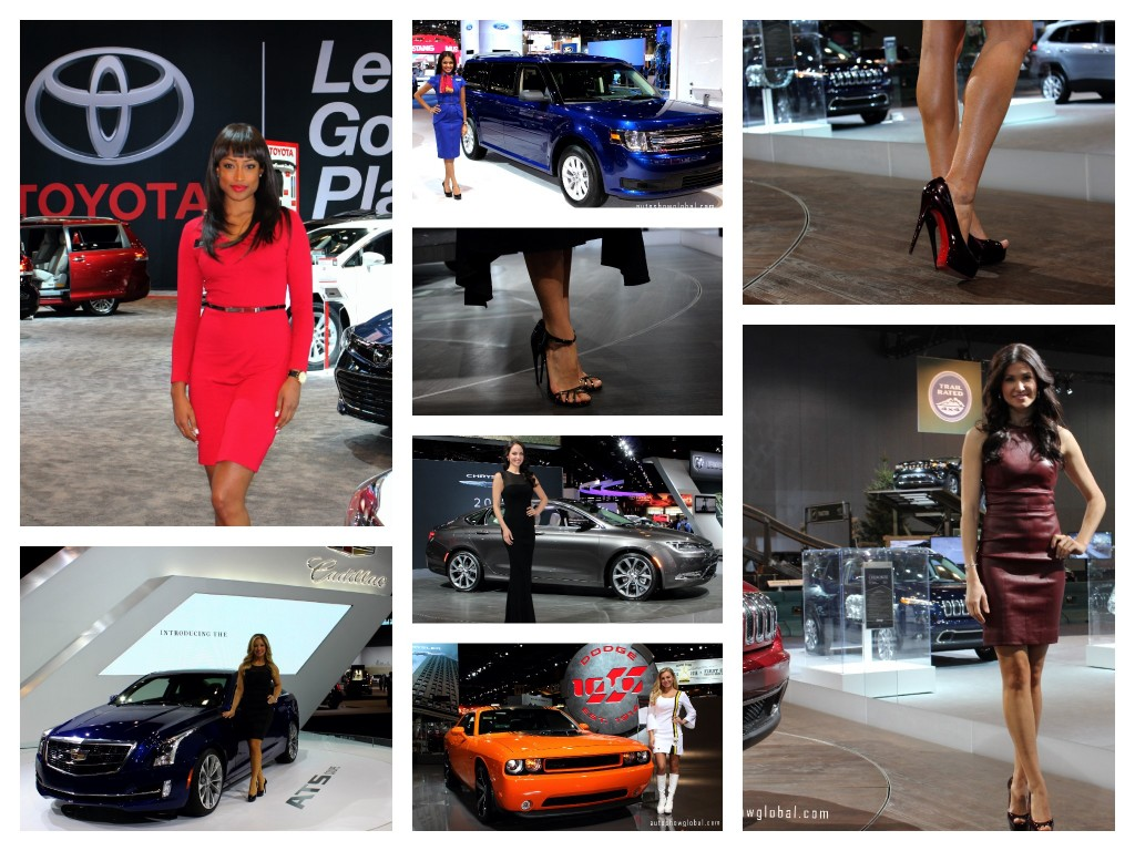 Fashion's alive-at-the-2014-Chicago-Auto-Show
