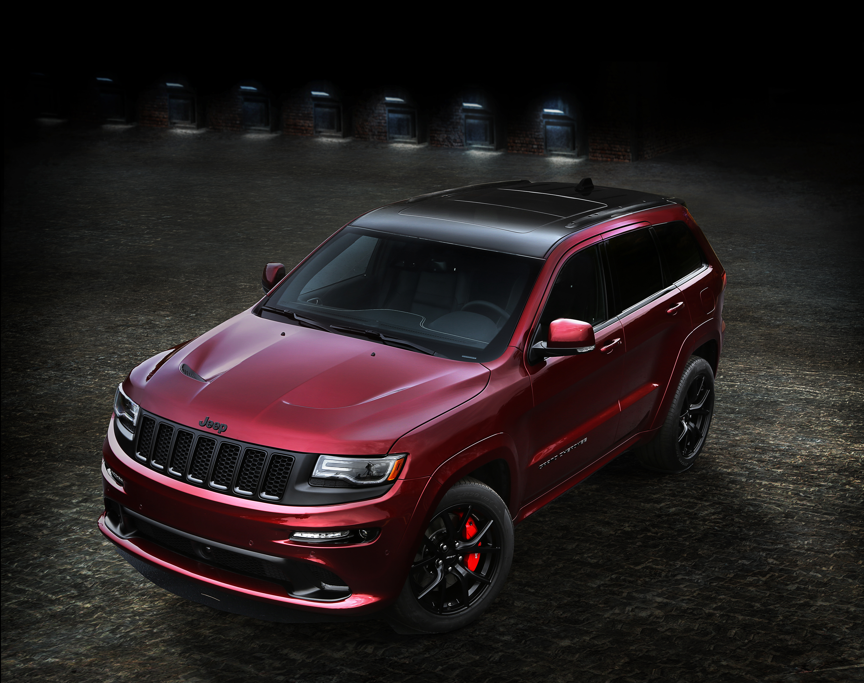 2016 Jeep Grand Cherokee Night special edition